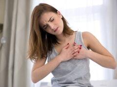 Болезни сердца у женщин