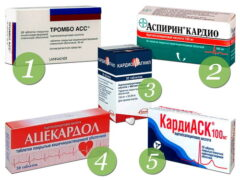 Аспирин для сердца